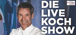 Die große Live Kochshow