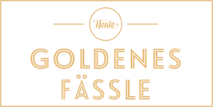 Goldenes Fässle