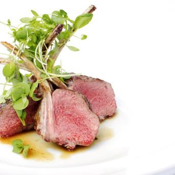 Catering Menü Hauptgang mit Fleisch